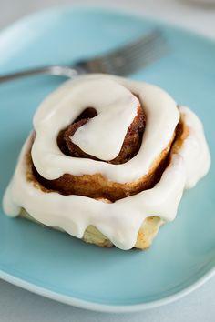 Gluten-Free Cinnamon Rolls by @Jaclyn Bell {Cooking Classy}