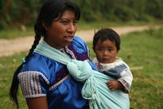Visit http://www.freedomfromhunger.org for to read how we help her and her child.   #worldhunger #mexico