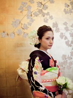 Kimono for Japanese style wedding