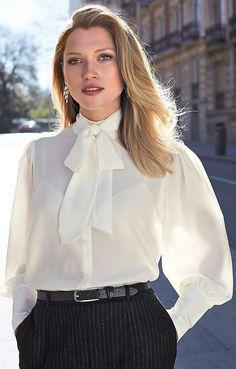 Pias Satin World Blouse And Skirt, Blouse Dress, Iranian Women Fashion, Satin Bluse, Beautiful Blouses, Saree Blouse Designs, Elegant Outfit, Fashion Dresses, Clothes For Women