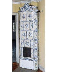 Antique Swedish tiled stoves - Product gallery - Lindholm Kakelugnar