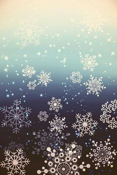 Snowflakes #wallpaper Phone background