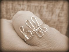 BFF ring.Thoughtful & inexpensive gift idea for your bestie!
