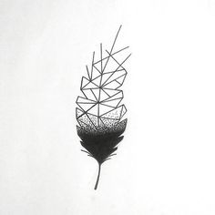 Вдохновение в стиле геометрического минимализма More