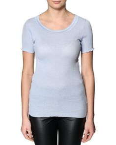 Super cool Saint Tropez T-shirt Saint Tropez T-shirt & Toppe til Damer til hverdag og til fest