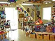 © 2014 Amanda Diedrick LittleHousebytheFerry.com Albury's Sail Shop Green Turtle Cay, Bahamas
