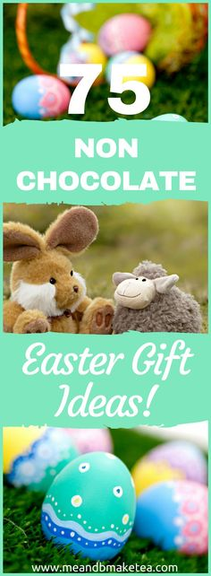 25 diy easter mason jar ideas that everyone will love easter 75 best non chocolate gift ideas for kids this easter negle Gallery