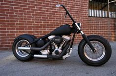 exile cycles | Hand Crafted Custom Built Exile Cycles Motorcycle by Jacob Smith ...