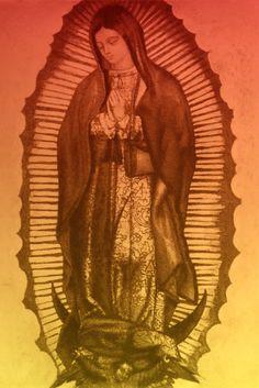 Our Lady of Guadaloupe - Virgen de Guadalupe
