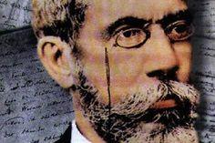 Considerado como o maior escritor da literatura nacional, Machado de Assis, que mal estudou e nunca fez universidade, escreveu com maestria em todos os gêneros literários. Viveu durante a época da Proclamação da República e foi ávido comentador dos fatos. Junto com outros colegas autores, fundou e foi o 1º presidente da Academia Brasileira de Letras.