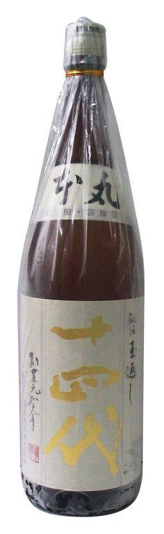 Amazon.co.jp: 十四代 秘伝玉返し 特別本醸造 本丸 1800ml: 食品・飲料・お酒