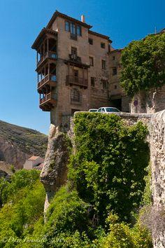 The Casa Colgadas in Cuenca #Spain #travel