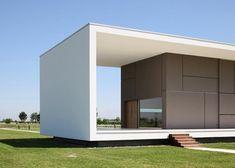 Геометрический дом в Италии | AD Magazine