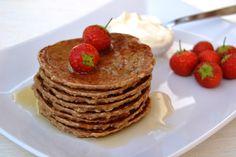 Oat, Cinnamon & Honey Pancakes - Healthy, Tasty & Easy Recipes on a Budget - Gourmet Mum