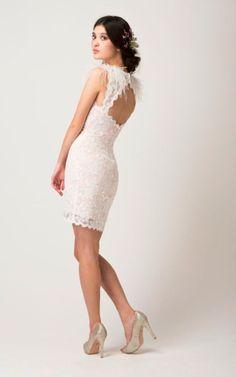 Love Found True Dress/ Short Wedding Dress