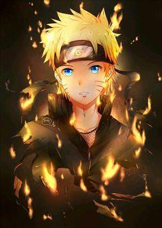 Naruto:como ele tá fofo nessa foto