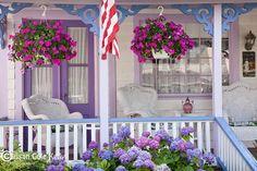 Cape Cod Victorian   Victorian cottages on Marthas Vineyard, Cape Cod, MA, USA