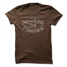 Hooked ON FISHING T-Shirt Hoodie Sweatshirts iui. Check price ==► http://graphictshirts.xyz/?p=109302