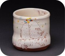 Cup by Ayumi Horie.