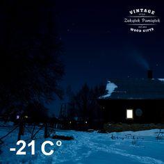 Kolejna zimna noc za nami, Domaradz, kochamdomaradz