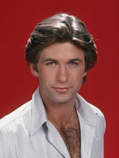 "Alec Baldwin played Billy Aldrich in the long-forgotten NBC soap ""The Doctors"""