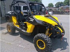 Al Lane Motorsports is the dealer of cheap used 2014 Can-am Maverick X rs 1000R #Work_Utility_ATV from Iron Station, NC , USA. Find 2014 Can-am Maverick X rs 1000R Work/Utility ATV for just $ 14999 at http://goo.gl/LkvWju