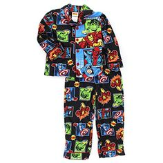 Marvel Heroes Boys Black Flannel Pajamas (10) American Marketing Enterprises INC http://www.amazon.com/dp/B00LC9TL3U/ref=cm_sw_r_pi_dp_Du5-tb0YQKWVN