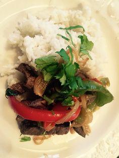 WESTBERG: Thairet med basilikum og oksekød (Pad Gra Prow)