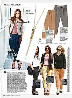 LouLou April 2011 - Press Pages @ Merx Inc.