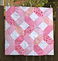 thom haus handmade: Baby Kisses Quilt