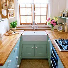 HOME & GARDEN: 40 idées pour décorer sa cuisine: European kitchens