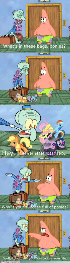 Patrick is Best Brony!