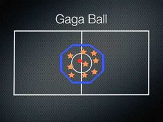 P.E. Games - Gaga Ball