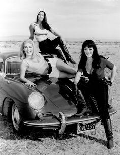 """The women of """"Faster Pussycat! Kill! Kill!"""""""