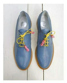 ABO brogues by Iva Ljubinkovic #abo #brogues #shoes