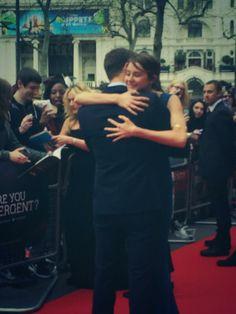 Divergent European Premiere 30.03.14 ~Divergent~ ~Insurgent~ ~Allegiant~