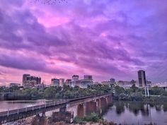 #Rva #skyline #twilight #scenesindreams #fb #iphoneography