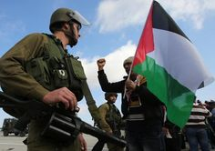 Palestinians seek Arab world's support for UN resolution  