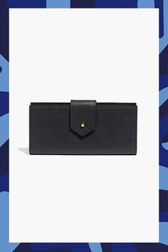 15 Simple Accessories Minimalists Will Love #refinery29  http://www.refinery29.com/minimalist-jewelry-accessories#slide-1  Carrying minimal accessories requires maximal organization, and this wallet has a spot for all your essentials. Plus, you can easily throw it from bag to bag without it exploding with loose change and piles of receipts....