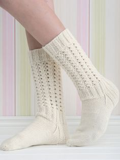 Nordic Yarns and Design since 1928 Crochet Socks, Knitting Socks, Hand Knitting, Knit Crochet, Knit Socks, Warm Socks, My Socks, Slipper Socks, Slippers