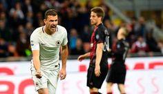 Milan-Roma, le pagelle: Dzeko letale, disastro Paletta - http://www.contra-ataque.it/2017/05/07/milan-roma-pagelle-tabellino.html