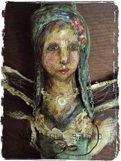 ART DOLL ~ JoAnna Pierotti