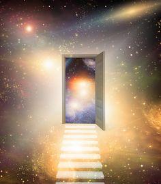It's time to walk through the door..*