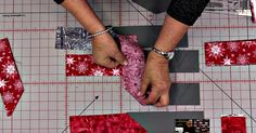 Using One of Jenny's Favorite Tools, She Makes This Gorgeous Quilt!