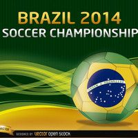 Brazil World Cup 2014 - Music Of The Sea by Antonio Resende on SoundCloud