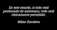 Milan Kundera. Ideas Desarrollo Personal para www.masymejor.com  Ideas Desarrollo Personal para www.masymejor.com