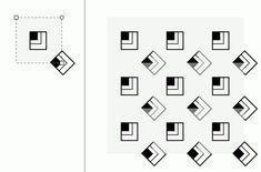 Inkscape Repeating Pattern