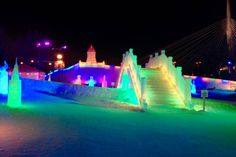 If you haven't had a chance to check out more than 100 ice sculptures at The Great Ice Show yet, now you'll have more time to do it.