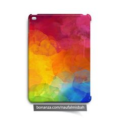 Colorful Paint iPad Air Mini 2 3 4 Case Cover - Cases, Covers & Skins