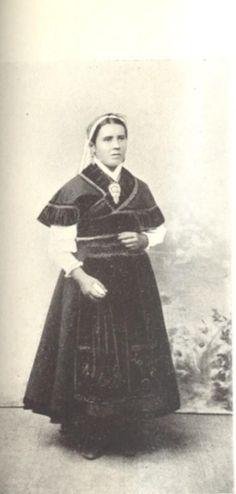 Muller de Santiago. Deputación de Ourense.